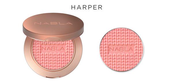 Collezione Goldust - Nabla Cosmetics - Blush Harper