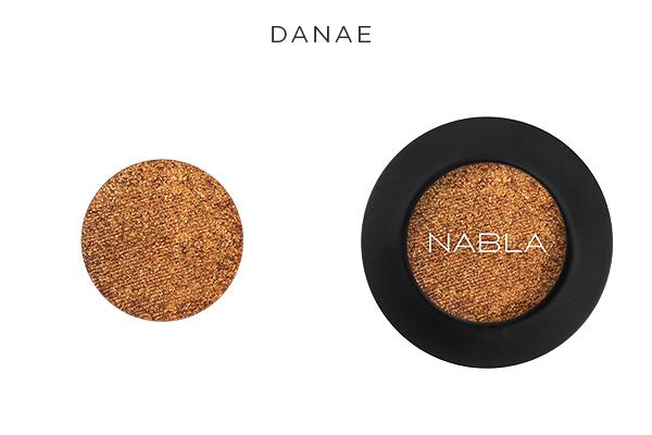 Collezione Goldust - Nabla Cosmetics - Ombretto Danae