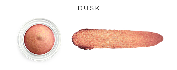 Collezione Goldust - Nabla Cosmetics - Ombretto in crema Dusk