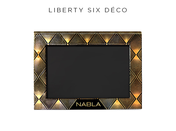 Nabla Cosmetics - Liberty Six - Déco