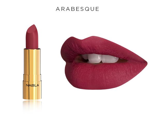 Collezione Goldust - Nabla Cosmetics - Rossetto Arabesque