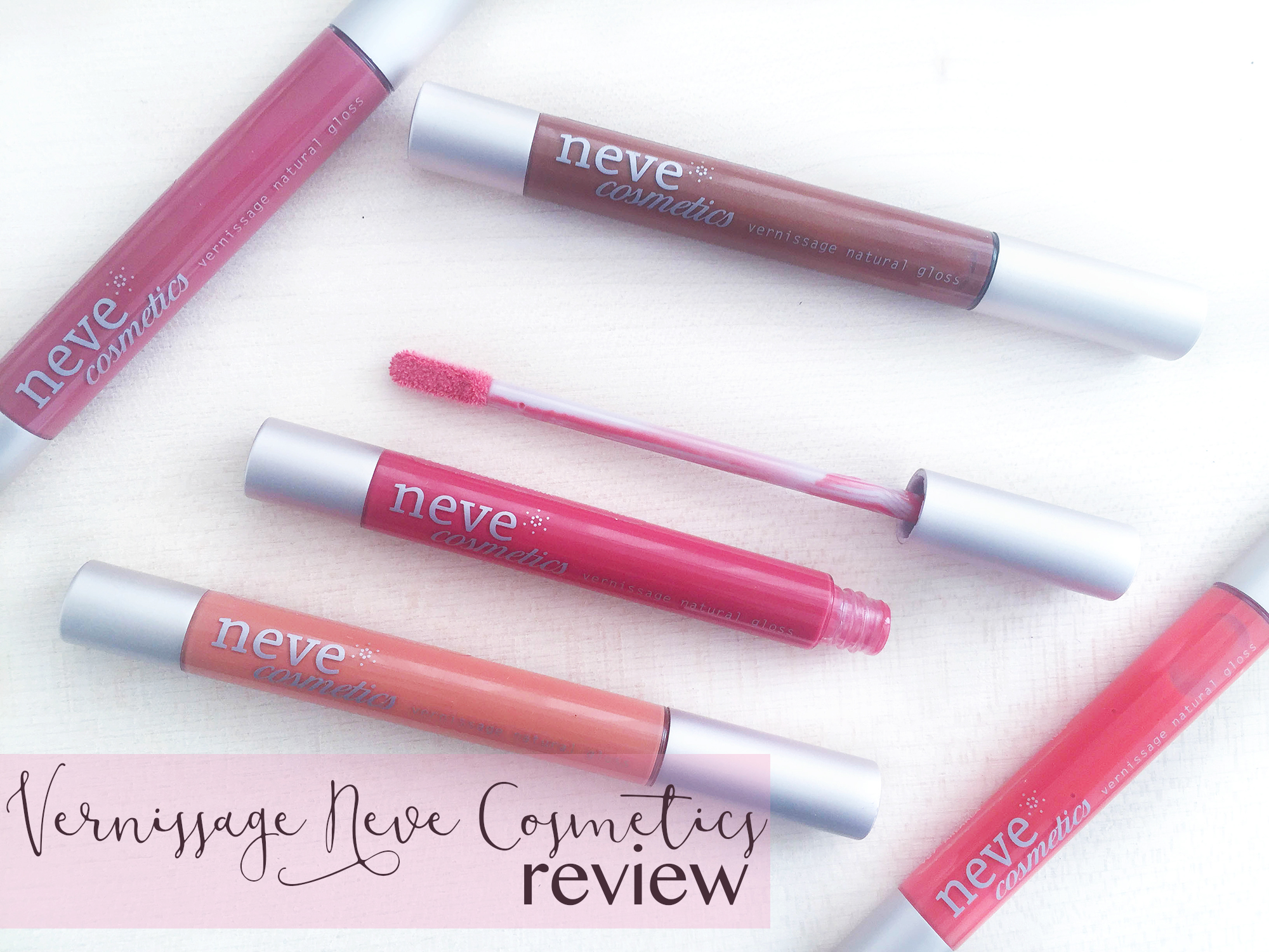 Neve Cosmetics review recensione ellenoirmakeup blog swatches