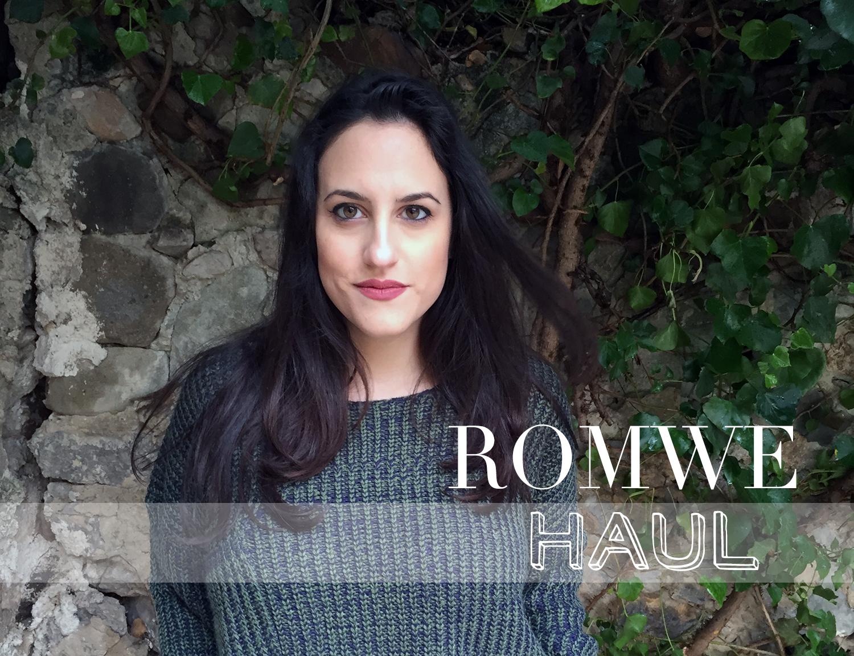 Comprare su Romwe, conviene? è sicuro? Romwe è affidabile? vi parlo della mia esperienza.