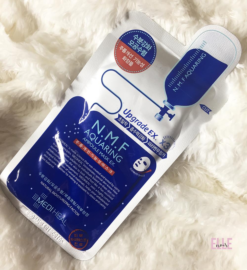 Miin Korean Cosmetics : maschera viso skincare Mediheal