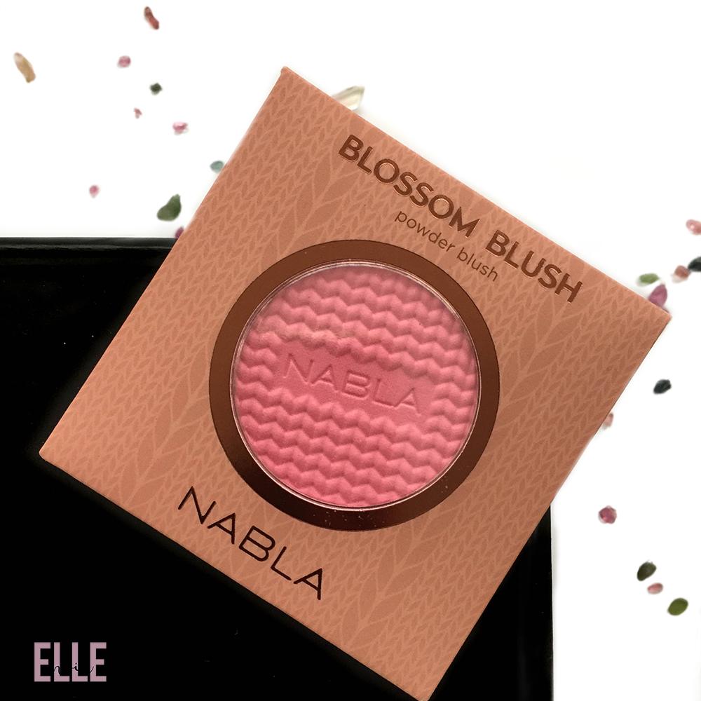 Nabla Blossom Blush : tonalità Daisy.