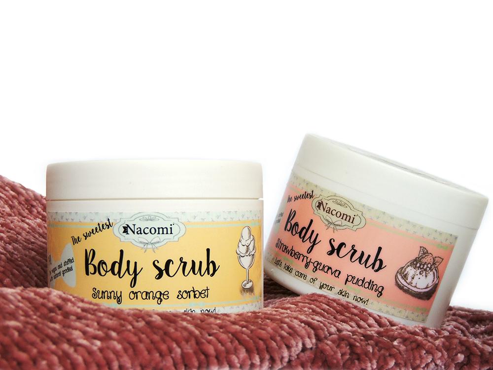 Scrub migliori corpo Nacomi